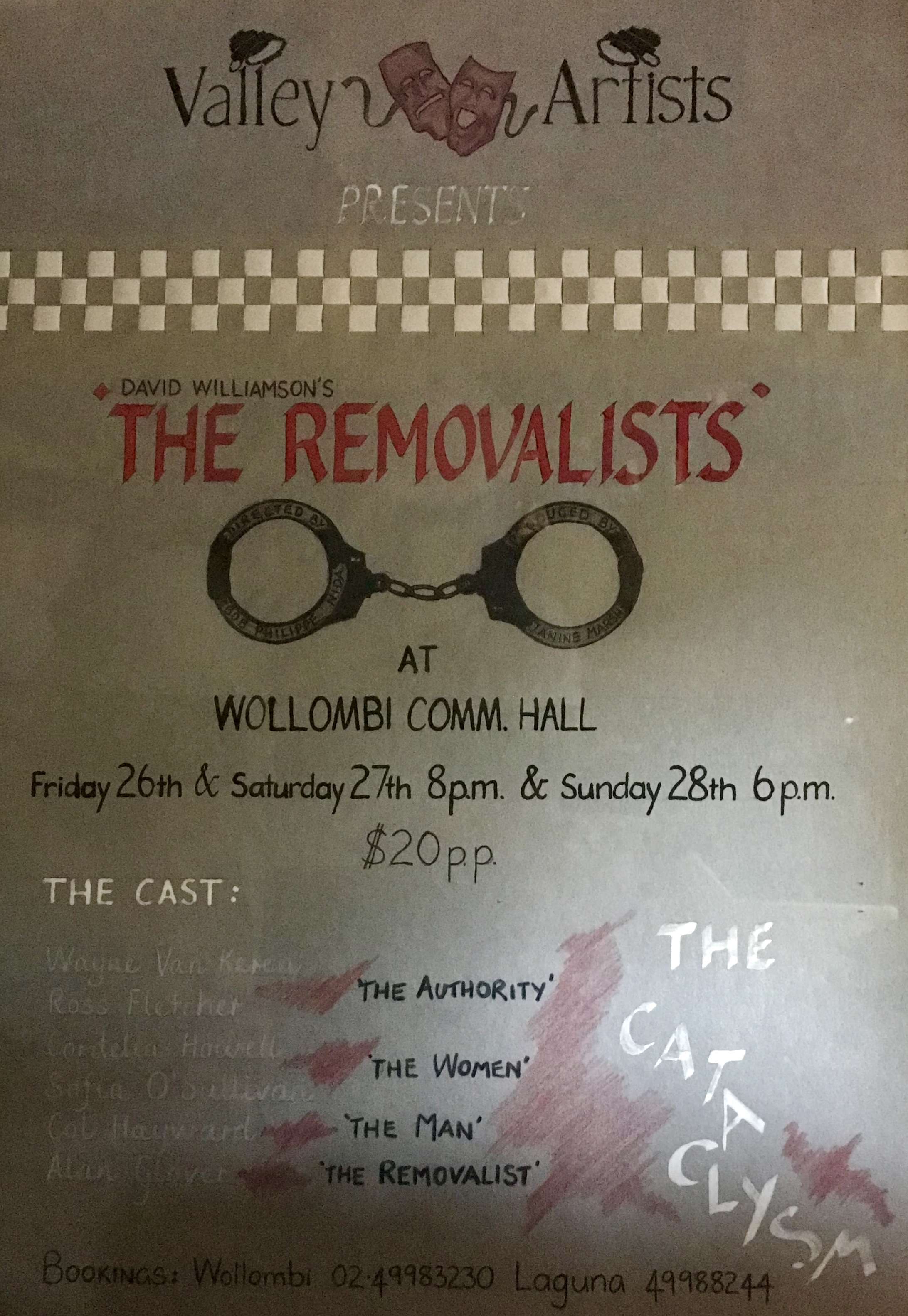 the removalists